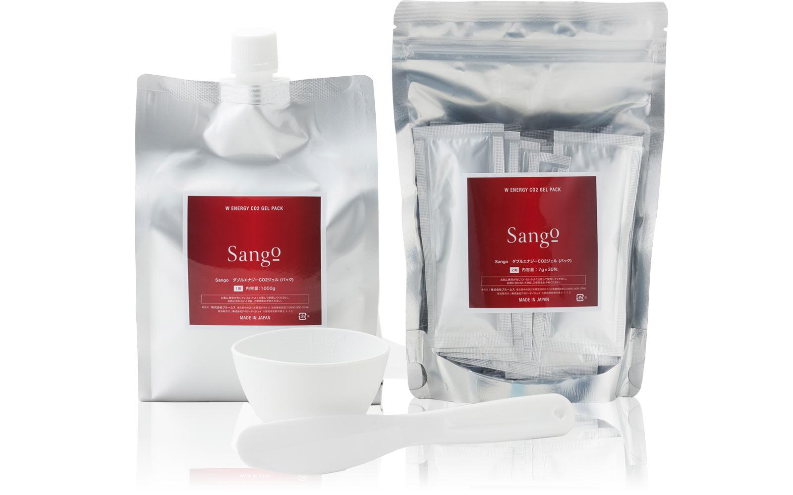 Sango W Energy CO2 Gel Pack